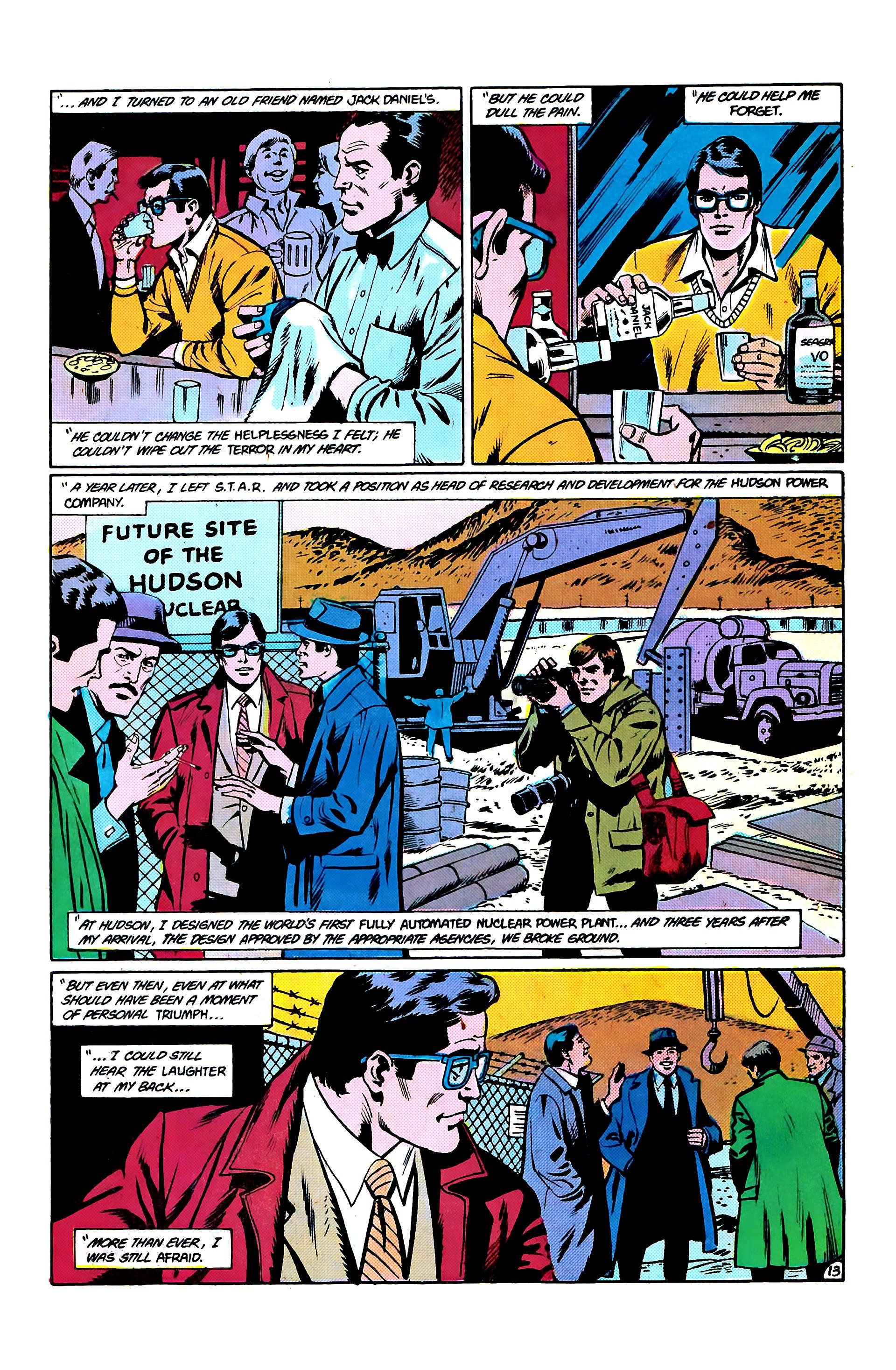 Read online Secret Origins (1986) comic -  Issue #4 - 19