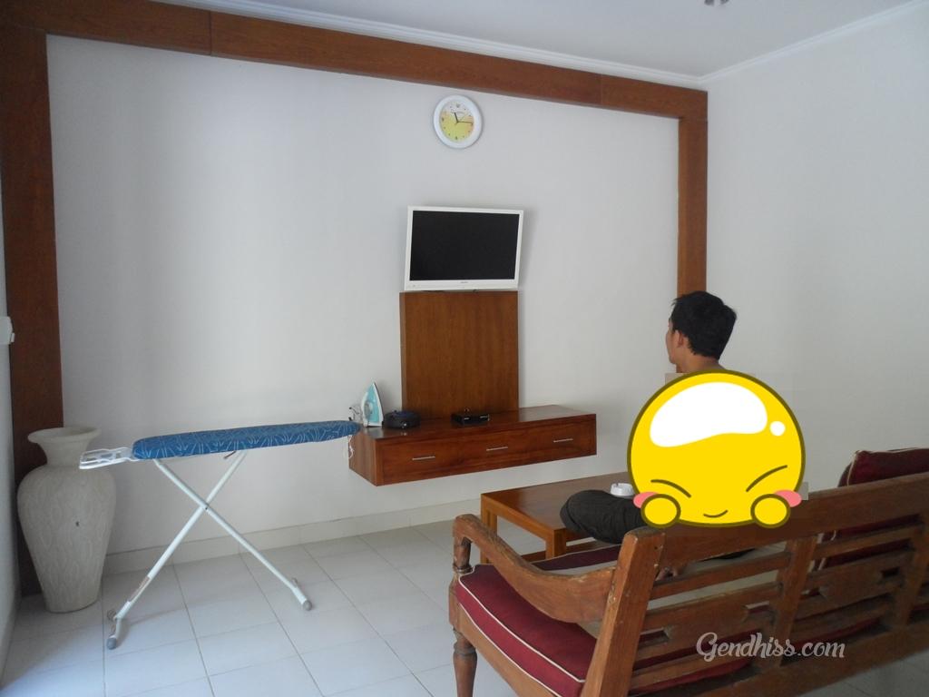 Living Room Villa Tukad Alit