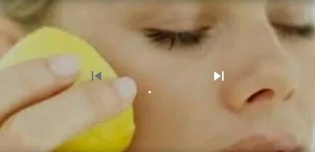 Jangan gunakan lemon untuk kulit terlalu kering