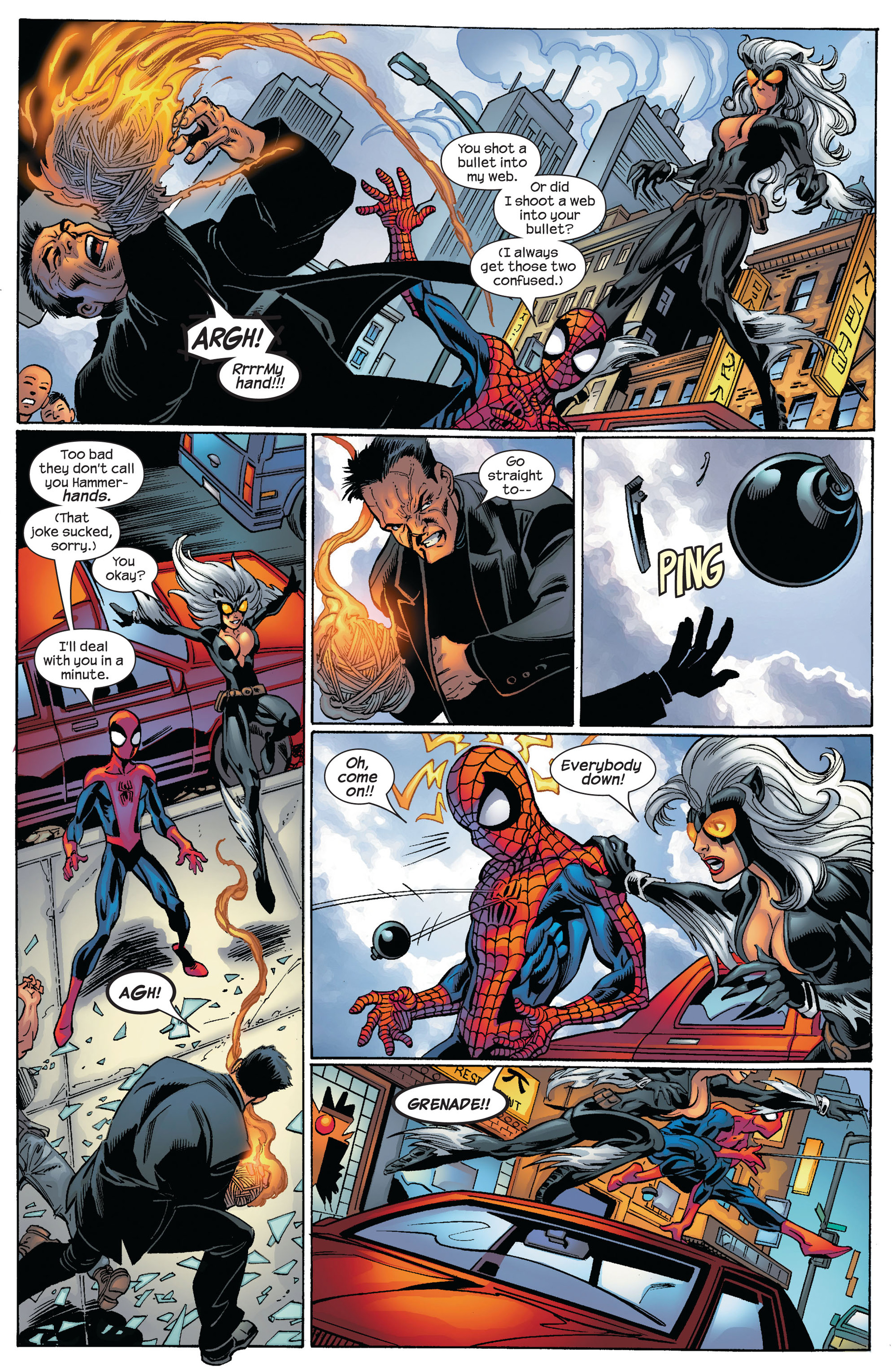 Read online Ultimate Spider-Man (2000) comic -  Issue #82 - 5