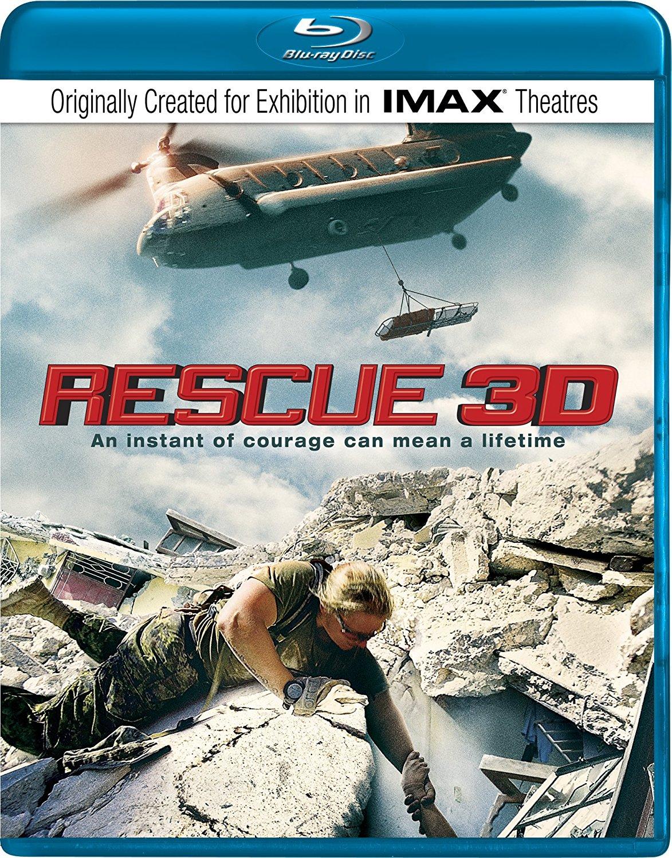 IMAX – Rescue [2012] [BD25] [Latino] [2D + 3D]