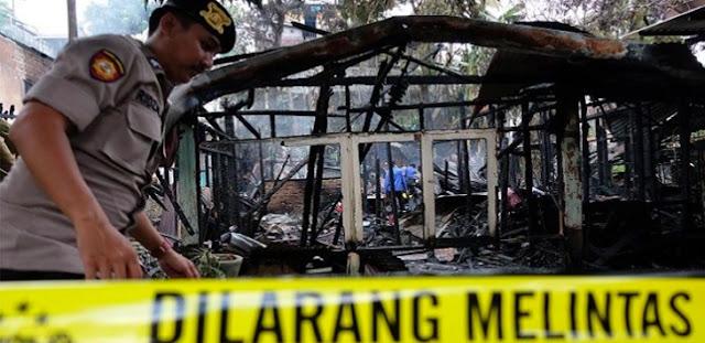 Buntut Pembakaran Rumah, Sudah 3 Orang Meninggal