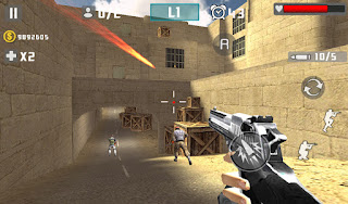 Download Game Gun Shot Fire War – High Gold Gain Mod Apk