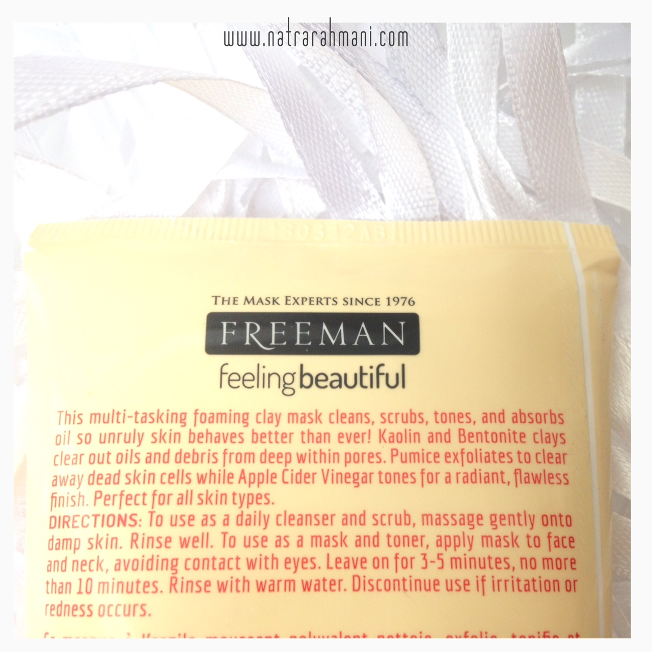 review-freeman-apple-cider-vinegar-foaming-clay-mask-natrarahmani