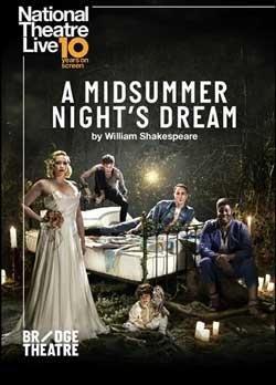 National Theatre Live: A Midsummer Night's Dream (2019)