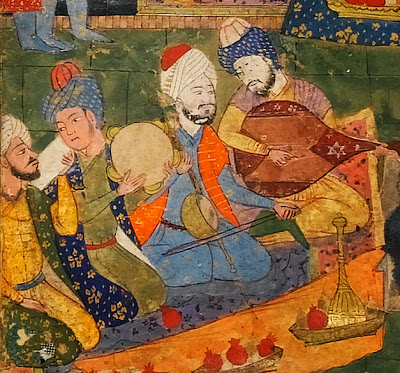 Image result for turkish music painting