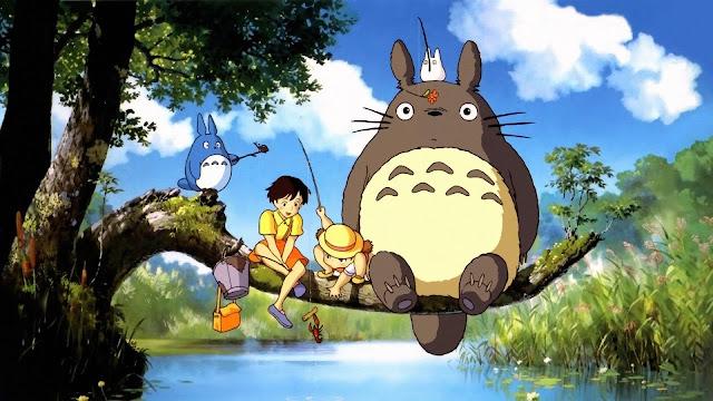 Meu Vizinho Totoro / Tonari no Totoro / My Neighbor Totoro (FILME COMPLETO)