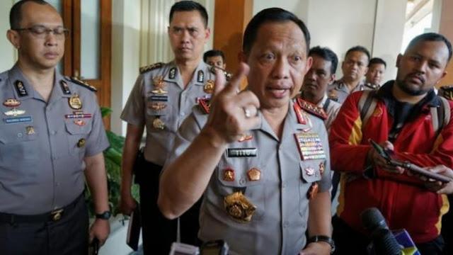 Kasus Makar, Kapolri Tito Klaim Punya Bukti Keterlibatan Para Ulama