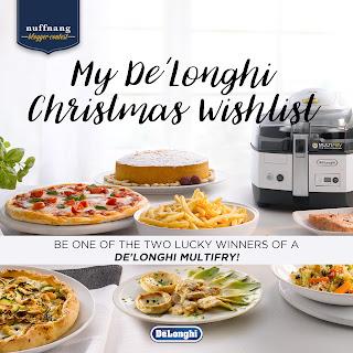 My De'Longhi Christmas Wishlist