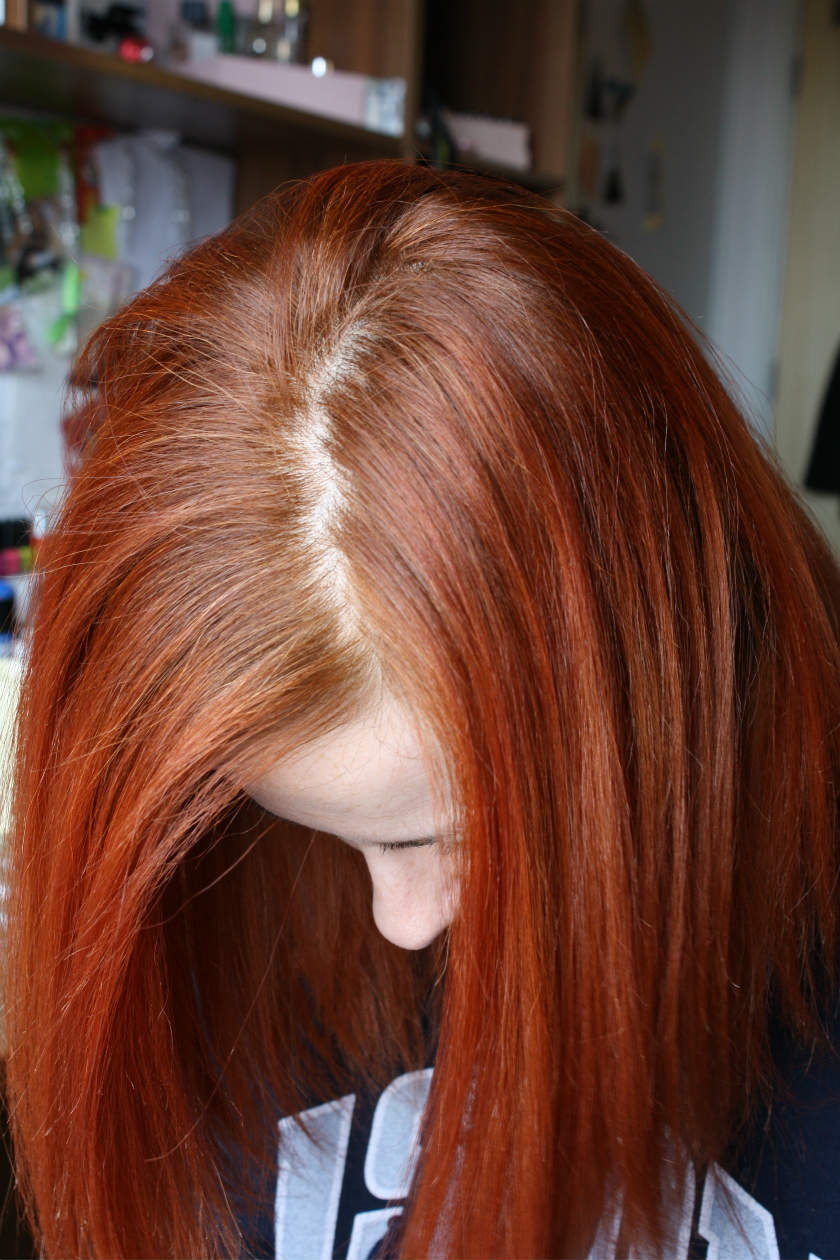 Loreal Feria Copper Shimmer Hair Color Ideas And Styles For 2018
