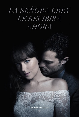 50 Sắc Thái Tự Do - Fifty Shades Freed