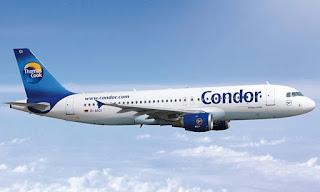 Ξεκινούν τα θερινά δρομολόγια της Condor Airlines σε Ελλάδα, Κύπρο και Λέσβο