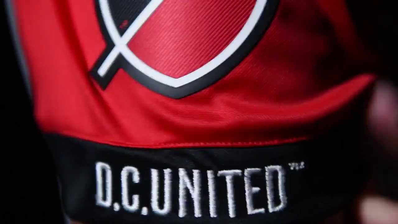 e9c29f06af Adidas lança a nova camisa reserva do DC United para a MLS 2017 ...