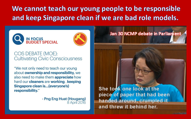 keeping singapore clean essay Home opinion editorial keeping our parks safe & clean print e-mail a clean park reflects community pride and that people will be quick to report.
