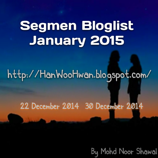 Segmen Bloglist Januari 2015 by MNS