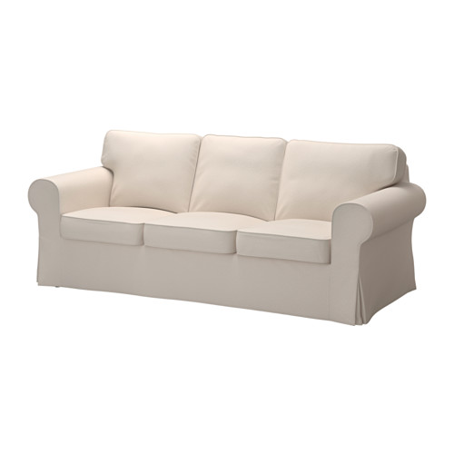 I Have Wanted A Denim Sofa For Years, But As You May Know, I Have This White  Ikea Ektorp Sofa.