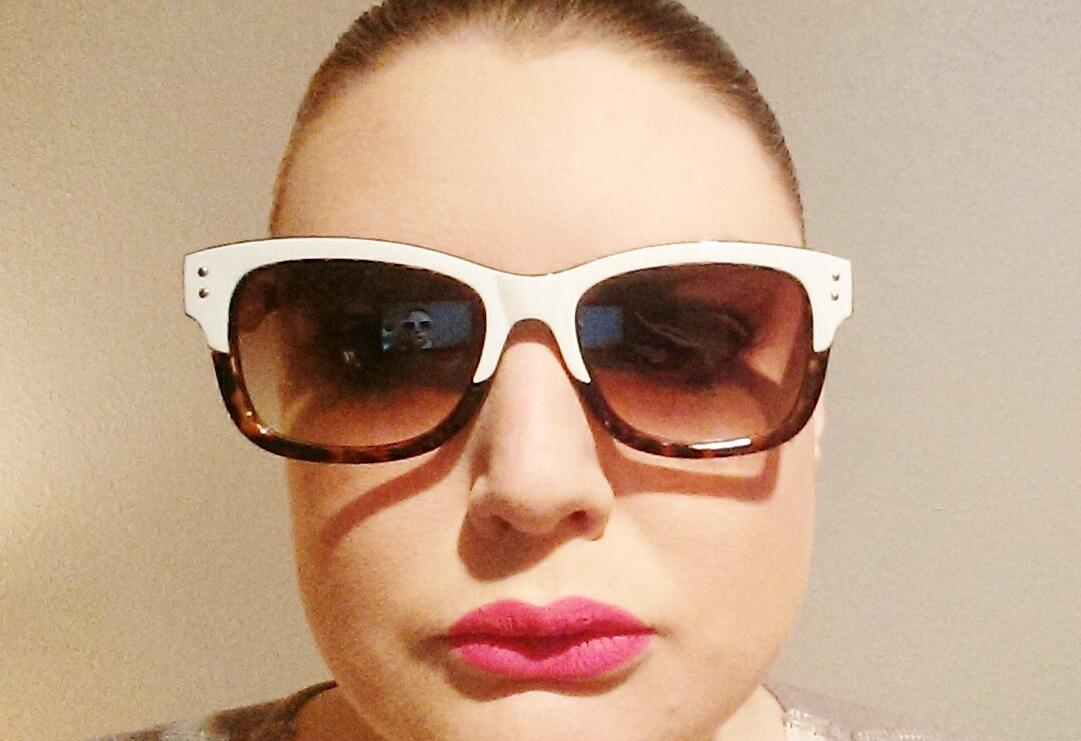 Colin Leslie Eyewear Tortoise Retro Sunglasses