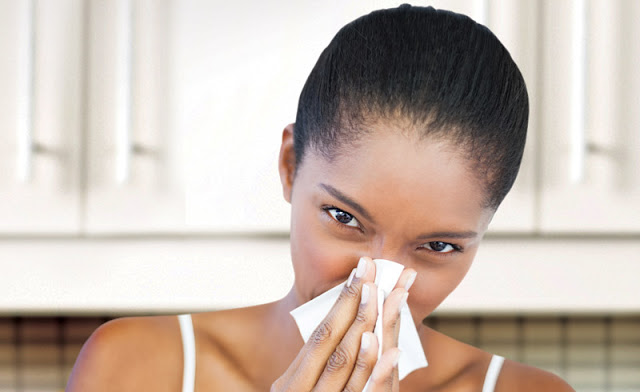 Common causes of allergies at home