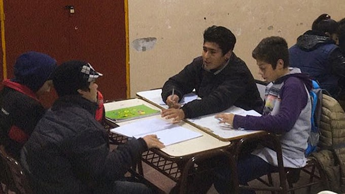 Implementarán un Plan de Recuperación de Materias para alumnos del secundarios