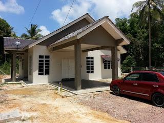 Rumah Biasa Je Tapi Rasa Puas Hati Dengan Kualiti Pembinaan Dan Hasil Spec Pilihan Sendiri