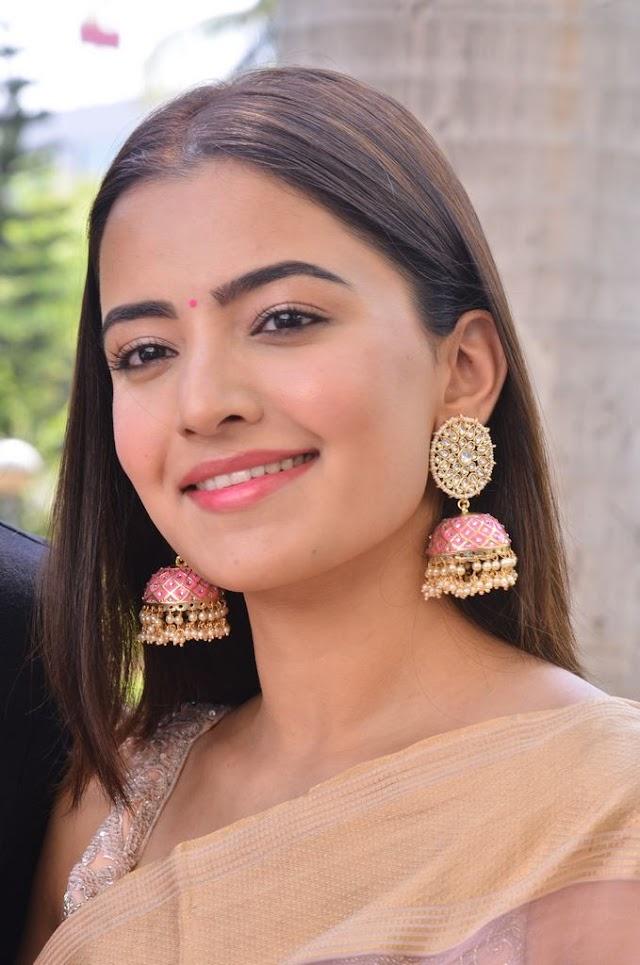 Ruksar Mir at ABCD Trailer Launch