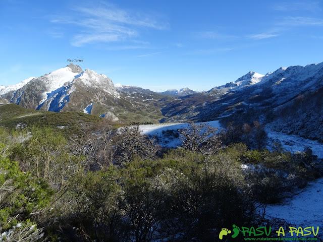Ruta Gumial: Collado Beldoso y Pico Torres