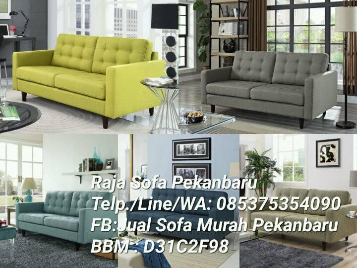 Raja Sofa Pekanbaru Jual Sofa Harga Murah Toko Furniture Mebel Minimalis Modern Klasik Di Pekanb