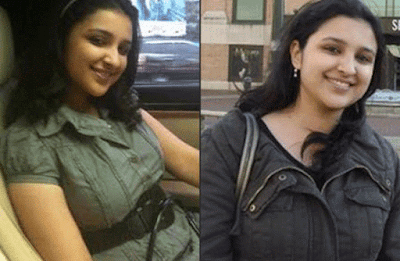 Parineeti Chopra Before Weight Loss