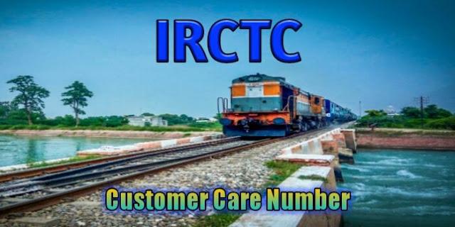 IRCTC Customer Care Number, IRCTC Customer Care No