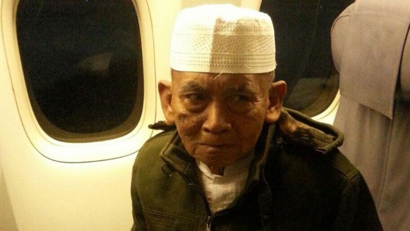 Mbah Sarman dipenjara 10 bulan di Mekkah