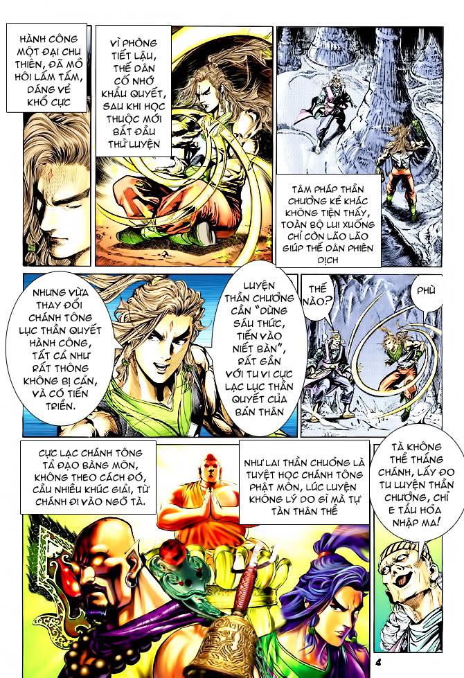 Đại Đường Uy Long chapter 44 trang 4