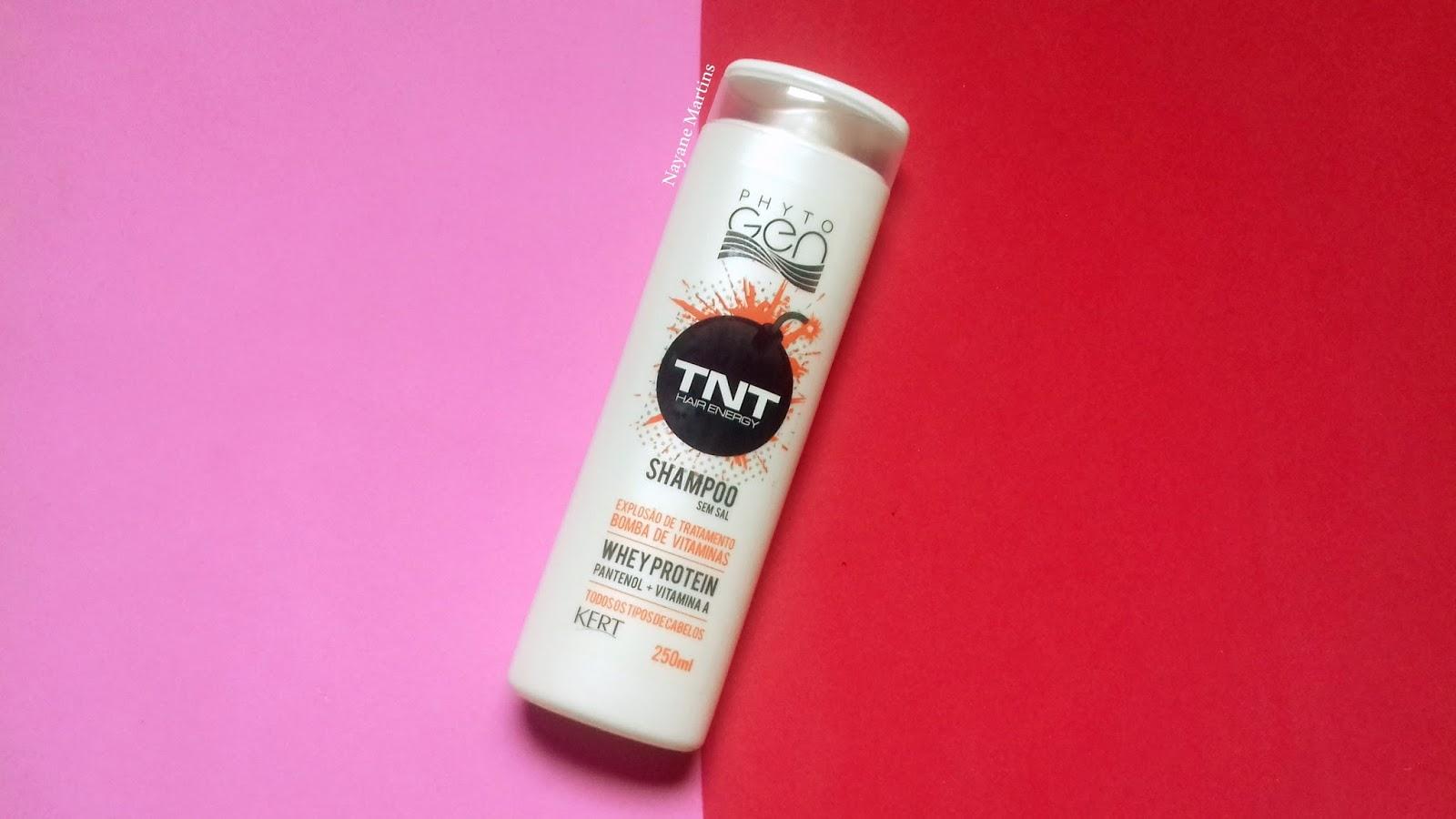 Shampoo sem sal Phytogen TNT