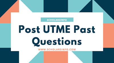 UNIJOS Post UTME Past Questions And Answers | Download University of Jos Aptitude Test Past Questions and Answers - See Cut off Mark & Post UTME Date