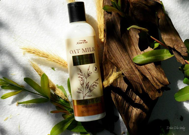 Joanna Botanicals for Home Spa Oat Milk - Kremowy żel pod prysznic z Mleczkiem Owsianym recenzja