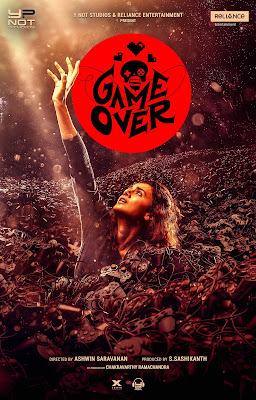 Game Over 2019 Hindi 720p WEB HDRip 500Mb HEVC x265