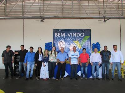 Quatro partidos lançam Gustavo como pré-candidato a prefeito de Cajobi