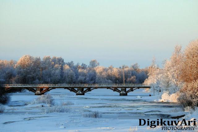 Eteläkylän Isosilta Pyhäjoki