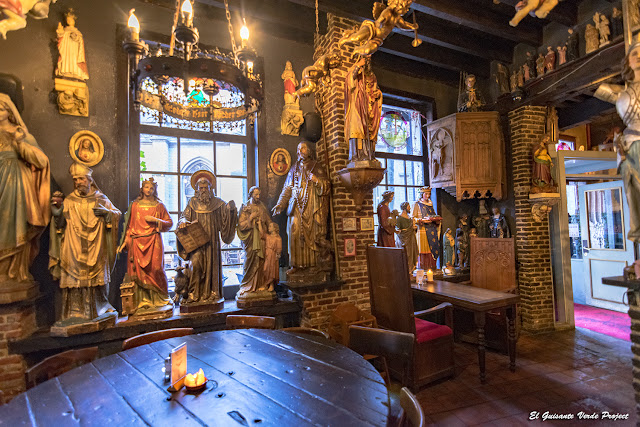Bar Elfde Gebod - Amberes por El Guisante Verde Project