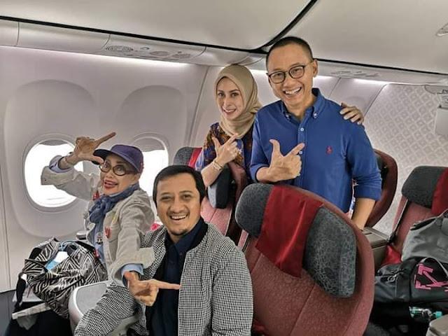 Yusuf Mansur: Saya Ada di Barisannya Jokowi-Kiai Ma'ruf, Senang dan Bangga