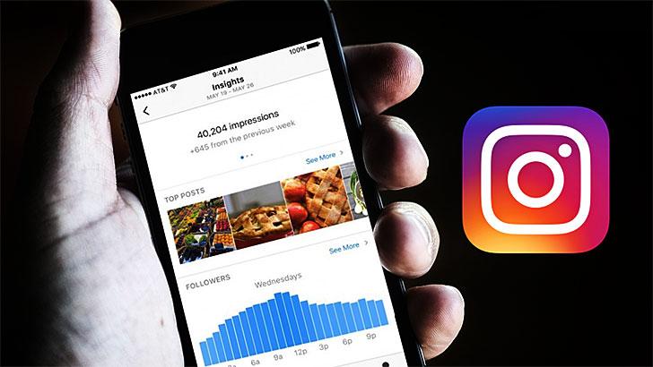 Instagram Profillerinde Gösterim Sayısını Öğrenmek