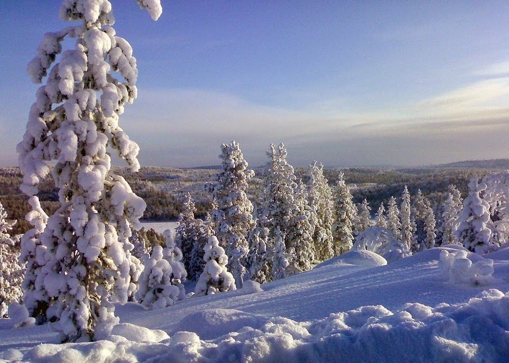 Beautiful Landscapes From Finland Know Rare