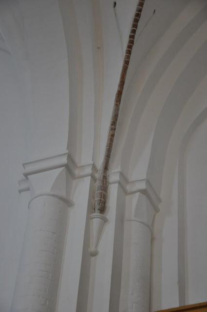 Kołbacz pocysterski kościół przy klasztorze - gurty