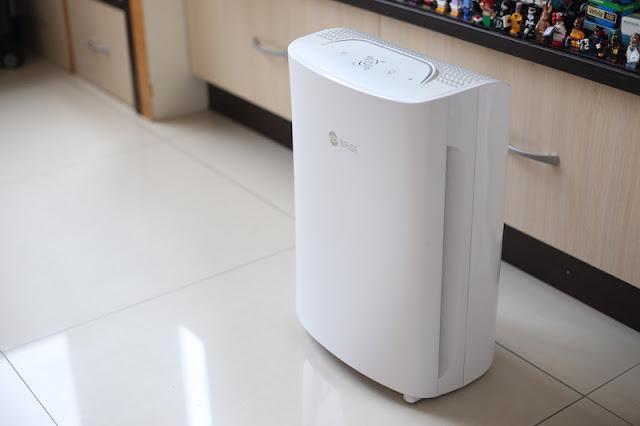 BRISE C200 空氣清淨機深度體驗