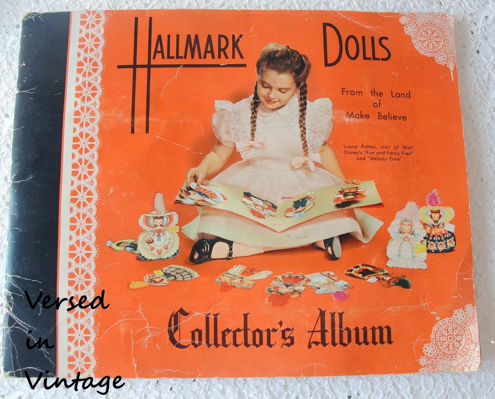 hallmark card album