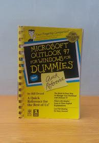 MICROSOFT OUTLOOK 97 FOR WINDOWS FOR DUMMIES, Bill Dyszel