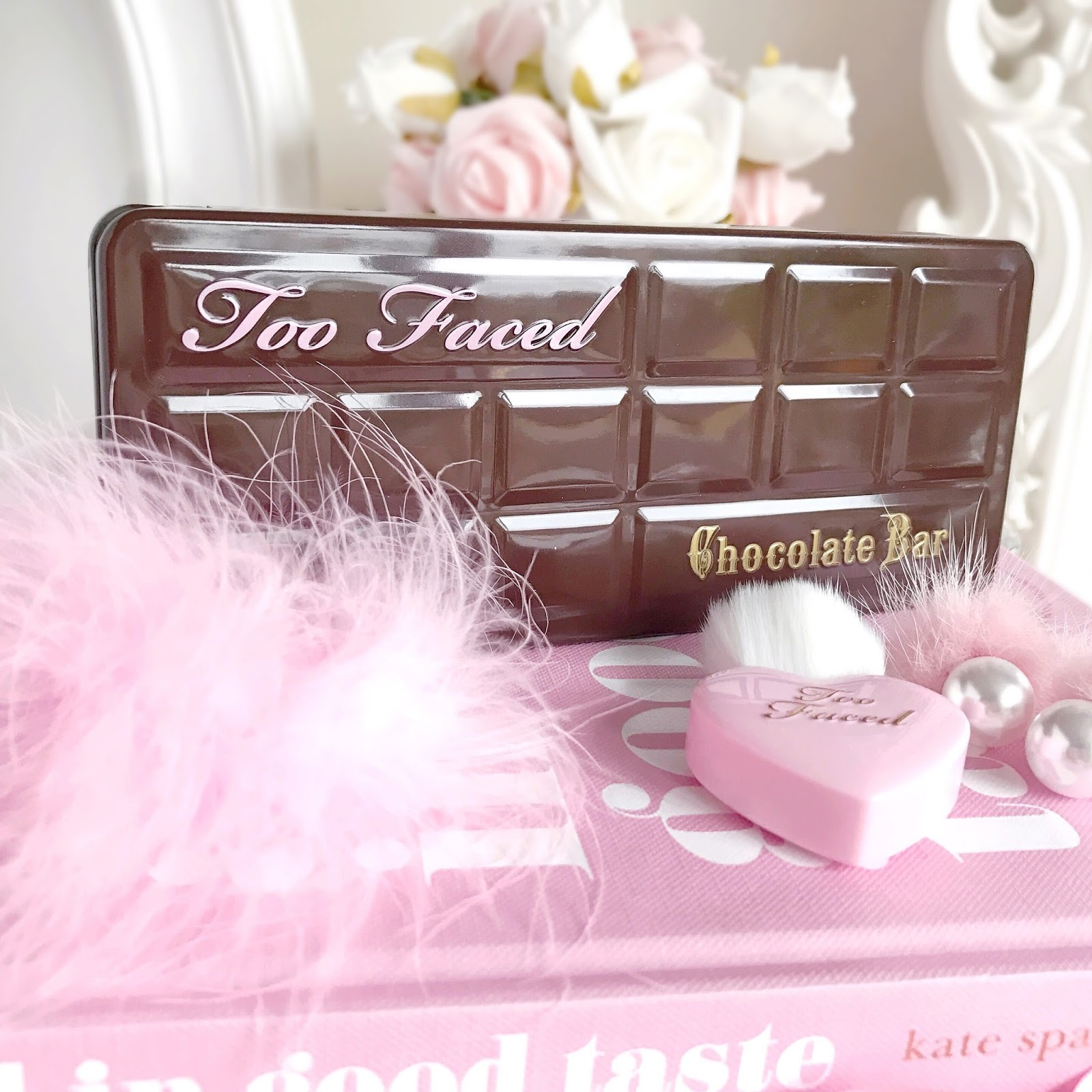 Chocolate Bar Palette | Too Faced X Skinnydip