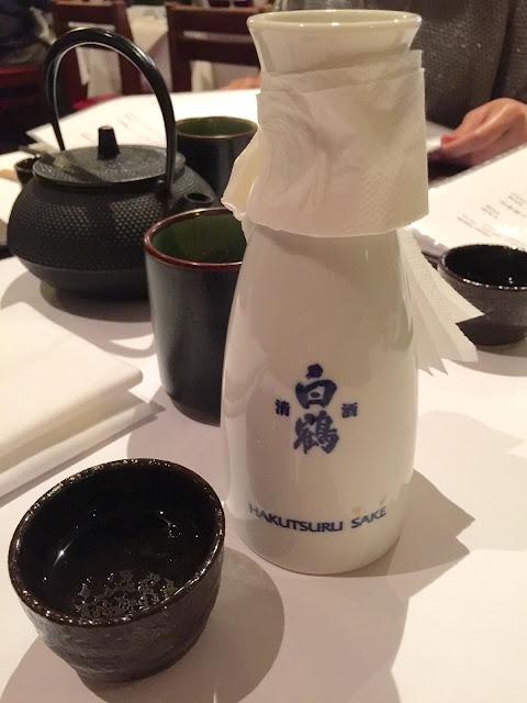 Yokoyama, sake