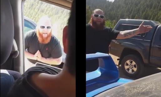Image result for combat vet driver road rage