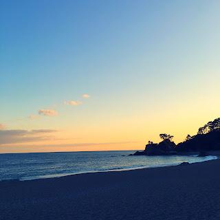 風景 浜辺