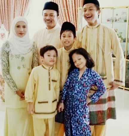 Suami Ziana Zain Ditahan Kerana Cederakan Anak